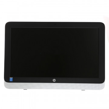 All In One HP 20-2200nd, 19.5 Inch LED 1600 x 900, AMD E1-6010 1.35GHz, 4GB DDR3, 500GB SATA, DVD-ROM, Webcam, Second Hand All In One