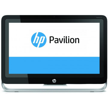 All In One HP Pavilion 22-h000ed, 21.5 Inch Full HD, AMD A4-5000 1.50GHz, 4GB DDR3, 500GB SATA, DVD-ROM, Webcam, Second Hand All In One