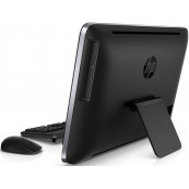 All In One HP Pro One 400 G1, 19.5 Inch 1600 x 900, Intel Core i3-4130T 2.90GHz, 4GB DDR3, 120GB SSD, DVD-RW, Second Hand All In One