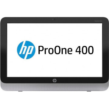 All In One HP Pro One 400 G1, 19.5 Inch 1600 x 900, Intel Core i3-4130T 2.90GHz, 8GB DDR3, 120GB SSD, DVD-RW, Second Hand All In One