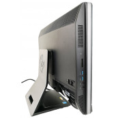 All In One HP ProOne 600 G1, 21.5 Inch Full HD, Intel Core i5-4570S 2.90GHz, 4GB DDR3, 500GB SATA, DVD-RW + Windows 10 Pro, Refurbished All In One