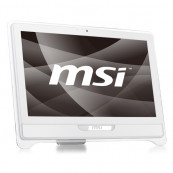 All In One MSI MS-6657, 21.5 Inch Full HD TouchScreen, Intel Core 2 Duo T6600 2.20GHz, 4GB DDR2, 500GB SATA, DVD-RW, Second Hand All In One