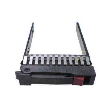 Caddy / Sertar pentru HDD server HP Gen5/Gen6/Gen7, 2.5 inch, SFF, SAS/SATA Componente Server