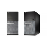 Calculator DELL Optiplex 3020 Tower, Intel Core i5-4570 3.20GHz, 4GB DDR3, 500GB SATA, DVD-ROM