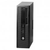 Calculator HP Prodesk 600G1, SFF, Intel Core i7-4770 3.40GHz, 8GB DDR3, 240GB SSD, DVD-RW + Windows 10 Home, Refurbished Calculatoare Refurbished