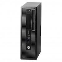 Calculator HP Prodesk 600G1, SFF, Intel Core i7-4770 3.40GHz, 8GB DDR3, 500GB SATA, DVD-RW + Windows 10 Home