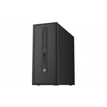 Calculator HP Prodesk 600G1 Tower, Intel Core i5-4570T 2.90GHz, 8GB DDR3, 500GB SATA, DVD-RW, Second Hand Intel Core  i5