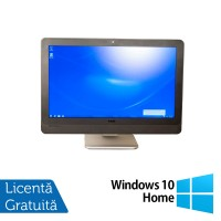 All In One DELL 9010 23 inch, Intel Core i5-3570s 3.10GHz, 4GB DDR3, 250GB SATA, DVD-RW + Windows 10 Home