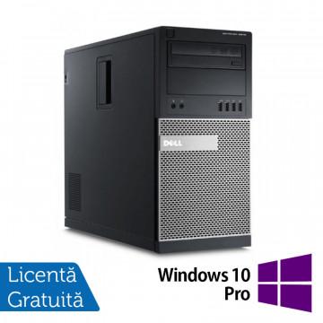 Calculator Dell 9010 MT, Intel Core i5-3470 3.20GHz, 8GB DDR3, 500GB SATA + Windows 10 Pro, Refurbished Calculatoare Refurbished