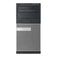 Calculator DELL Optiplex 9020 Tower, Intel Pentium G3220 3.00GHz, 8GB DDR3, 500GB SATA, DVD-ROM
