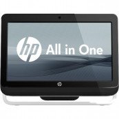 Calculator All In One HP Pro 3520, 20 Inch 1600 x 900, Intel Celeron G1610 2.60GHz, 4GB DDR3, 500GB SATA, DVD-ROM, Webcam, Second Hand All In One