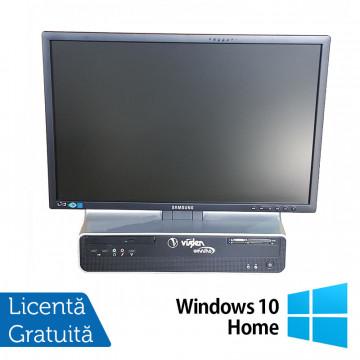 Calculator All In One 22 inch, OSBORNE Viglen Omnino, Intel Core i5-3570 3.80GHz, 4GB DDR3, 120GB SSD, DVD-RW + Monitor SAMSUNG S22B420 + Windows 10 Home Desktop 22''