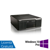 Calculator Acer Veriton S6610G, Intel Core i7-2600 3.40 GHz, 6GB DDR3, 320GB SATA, DVD-RW + Windows 10 Pro
