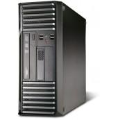 Acer Veriton S670G, Desktop, Intel Dual Core E5500 2.80Ghz, 2GB DDR3, 160GB, DVD-ROM Calculatoare Second Hand