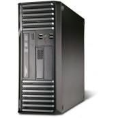 Acer Veriton S670G, Desktop, Intel Dual Core E5500 2.80Ghz, 4GB DDR3, 160GB, DVD-ROM Calculatoare Second Hand