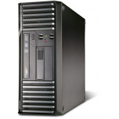 Acer Veriton S670G, Desktop, Intel Pentium Dual Core E5500 2.80GHz, 4GB DDR3, 160GB, DVD-RW Calculatoare Second Hand