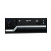 Calculator Acer Veriton X2632G SFF, Intel Celeron G1840 2.80GHz, 4GB DDR3, 500GB SATA, DVD-ROM, Second Hand Calculatoare Second Hand