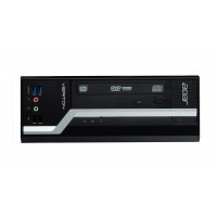 Calculator Acer Veriton X4630G SFF, Intel Celeron G1840 2.80GHz, 4GB DDR3, 500GB SATA, DVD-ROM