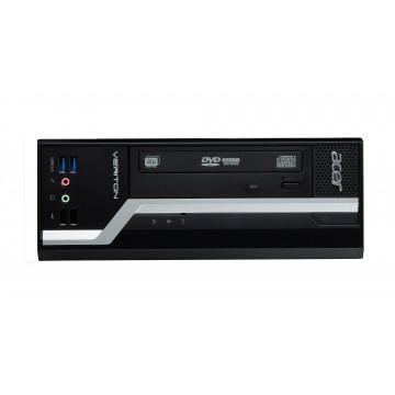 Calculator Acer Veriton X6630G SFF, Intel Celeron G1840 2.80GHz, 4GB DDR3, 500GB SATA, DVD-ROM, Second Hand Calculatoare Second Hand