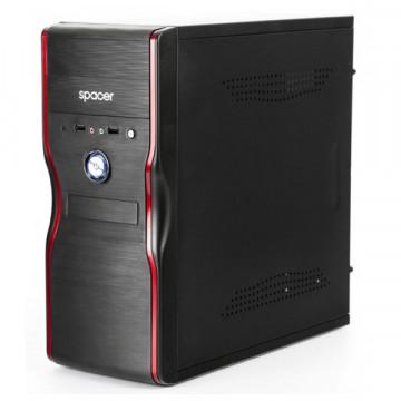Calculator i5-3470 3.20GHz, 8GB DDR3, 120GB SSD, Placa Video AMD RX 580 8GB GDDR5 256 bit, Sursa Segotep 600W Gold, DVD-RW, Cadou Tastatura + Mouse Calculatoare Noi