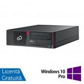 Calculator Fujitsu Esprimo E920 SFF, Intel Core i5-4590 3.30GHz, 4GB DDR3, 250GB SATA, DVD-RW + Windows 10 Pro, Refurbished Calculatoare Refurbished