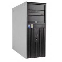 Calculator HP Compaq DC7900 Tower, Intel Core 2 Duo E8400 3.00GHz, 4GB DDR3, 250GB SATA, DVD-RW