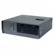 Calculator DELL 3010 SFF, Intel Core i3-3220 3.30GHz, 4GB DDR3, 250GB SATA, DVD-ROM, Second Hand Calculatoare Second Hand