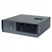 Calculator DELL 3010 SFF, Intel Core i3-2120 3.30GHz, 4GB DDR3, 250GB SATA, DVD-ROM, Second Hand Calculatoare Second Hand