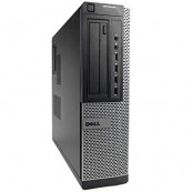 Calculator DELL OptiPlex 7010 Desktop, Intel Celeron G1610 2.60GHz, 4GB DDR3, 250GB SATA, DVD-RW, Second Hand Calculatoare Second Hand