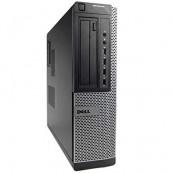 Calculator DELL OptiPlex 7010 Desktop, Intel Core i7-3770s 3.10GHz, 4GB DDR3, 250GB SATA, DVD-RW, Second Hand Calculatoare Second Hand