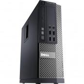 Calculator DELL OptiPlex 7010 SFF, Intel Pentium G870 3.10GHz, 4GB DDR3, 250GB SATA, DVD-ROM, Second Hand Calculatoare Second Hand