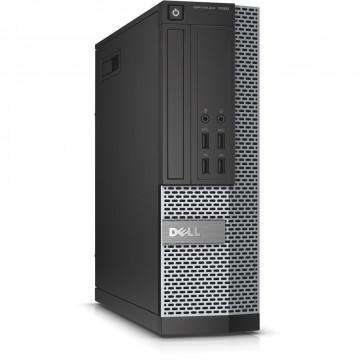 Calculator DELL OptiPlex 7020 SFF, Intel Core i3-4130 3.40GHz, 4GB DDR3, 500GB SATA, DVD-RW, Second Hand Calculatoare Second Hand