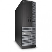 Calculator DELL 3020 SFF, Intel Core i3-4150 3.50 GHz, 4GB DDR3, 250GB SATA, DVD-RW, Second Hand Calculatoare Second Hand