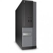 Calculator DELL 3020 SFF, Intel Core i3-4130 3.40 GHz, 4GB DDR3, 250GB SATA, DVD-ROM, Second Hand Calculatoare Second Hand