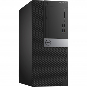 Calculator DELL Optiplex 3040 MiniTower, Intel Core i5-6500 3.20GHz, 8GB DDR3, 500GB SATA, DVD-ROM, Second Hand Calculatoare Second Hand