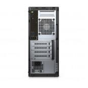 Calculator DELL Optiplex 3040 MiniTower, Intel Core i7-6700 3.40GHz, 8GB DDR3, 500GB SATA, DVD-RW, Second Hand Calculatoare Second Hand