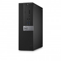 Calculator DELL Optiplex 3040 SFF, Intel Core i3-6100 3.70GHz, 4GB DDR3, 500GB SATA, DVD-RW