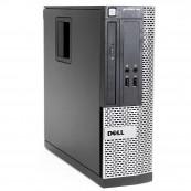 Calculator Dell OptiPlex 390 SFF, Intel Pentium G630 2.70GHz, 4GB DDR3, 250GB SATA, DVD-RW, Second Hand Calculatoare Second Hand