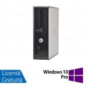 Calculator Dell 780 Desktop, Intel Pentium E5300 2.60GHz, 4GB DDR3, 320GB SATA, DVD-ROM + Windows 10 Pro, Refurbished Calculatoare Refurbished
