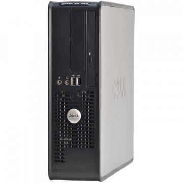 Calculator Dell 780 Desktop, Intel Pentium E5300 2.60GHz, 4GB DDR3, 320GB SATA, DVD-ROM, Second Hand Calculatoare Ieftine