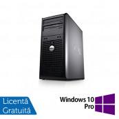 Calculator Dell 780 Tower, Intel Pentium E5300 2.60GHz, 2GB DDR3, 160GB SATA, DVD-ROM + Windows 10 Pro, Refurbished Calculatoare Refurbished