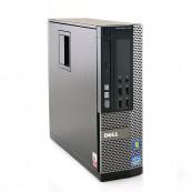 Calculator Dell OptiPlex 790 SFF, Intel Core i3-2100 3.10GHz, 4GB DDR3, 320GB SATA, DVD-ROM Calculatoare Second Hand