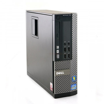 Calculator Dell OptiPlex 790 SFF, Intel Core i3-2120 3.30GHz, 4GB DDR3, 500GB SATA, DVD-RW, Second Hand Calculatoare Second Hand