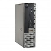 Calculator Dell OptiPlex 9020 USFF, Intel Core i3-4130 3.40GHz, 4GB DDR3, 250GB SATA, DVD-ROM, Second Hand Calculatoare Second Hand