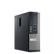 Calculator Dell 990 SFF, Intel Core i5-2400 3.10GHz, 4GB DDR3, 250GB SATA, DVD-RW, Second Hand Calculatoare Second Hand