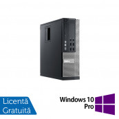 Calculator Dell OptiPlex 990 SFF, Intel Core i5-2400 3.10GHz, 8GB DDR3, 120GB SSD, DVD-ROM + Windows 10 Pro, Refurbished Calculatoare Refurbished