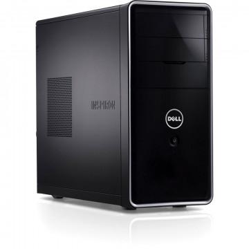 Calculator Dell Inspiron 570, AMD Phenom II X4 820 2.80GHz, 4GB DDR3, 1TB SATA, DVD-RW, Second Hand Calculatoare Second Hand