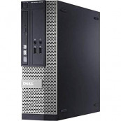 Calculator Barebone Dell 3010 SFF, Placa de baza + Carcasa + Cooler + Sursa, Second Hand Barebone