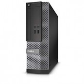 Calculator Barebone Dell 3020 SFF, Placa de baza + Carcasa + Cooler + Sursa, Second Hand Barebone