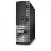 Calculator Barebone Dell 3020 SFF, Placa de baza + Carcasa + Cooler + Sursa, Second Hand Barebone